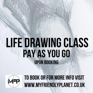 Life Drawing PAG MFP 2019